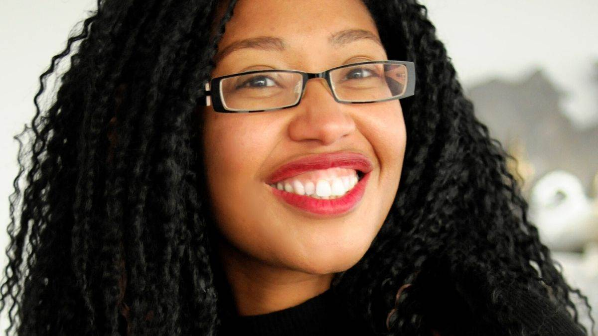 Author and STORYMIX founder Jasmine Richards