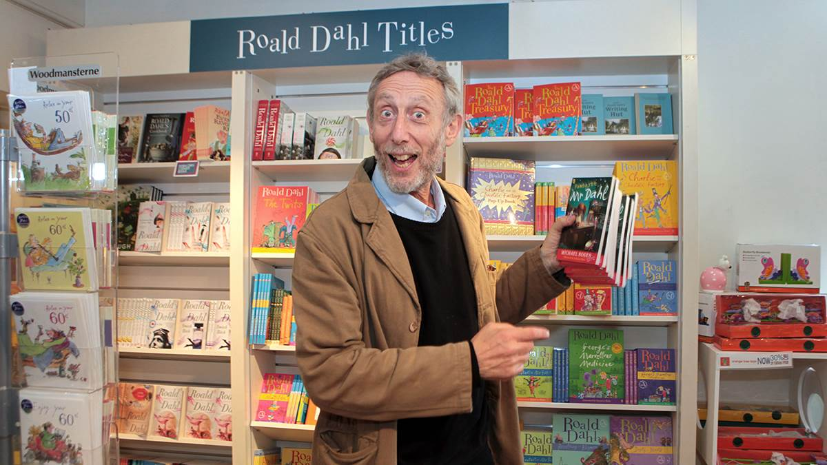 Roald Dahl Funny Prize | BookTrust