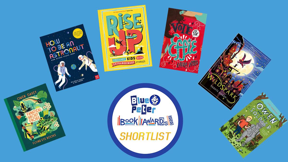 Best Childrens Books 2020.Win All The Books Shortlisted For The Blue Peter Book Awards