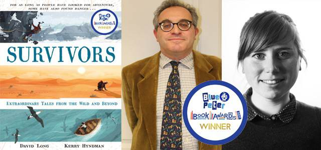 Blue Peter Book Awards 2017: Best Book with Facts