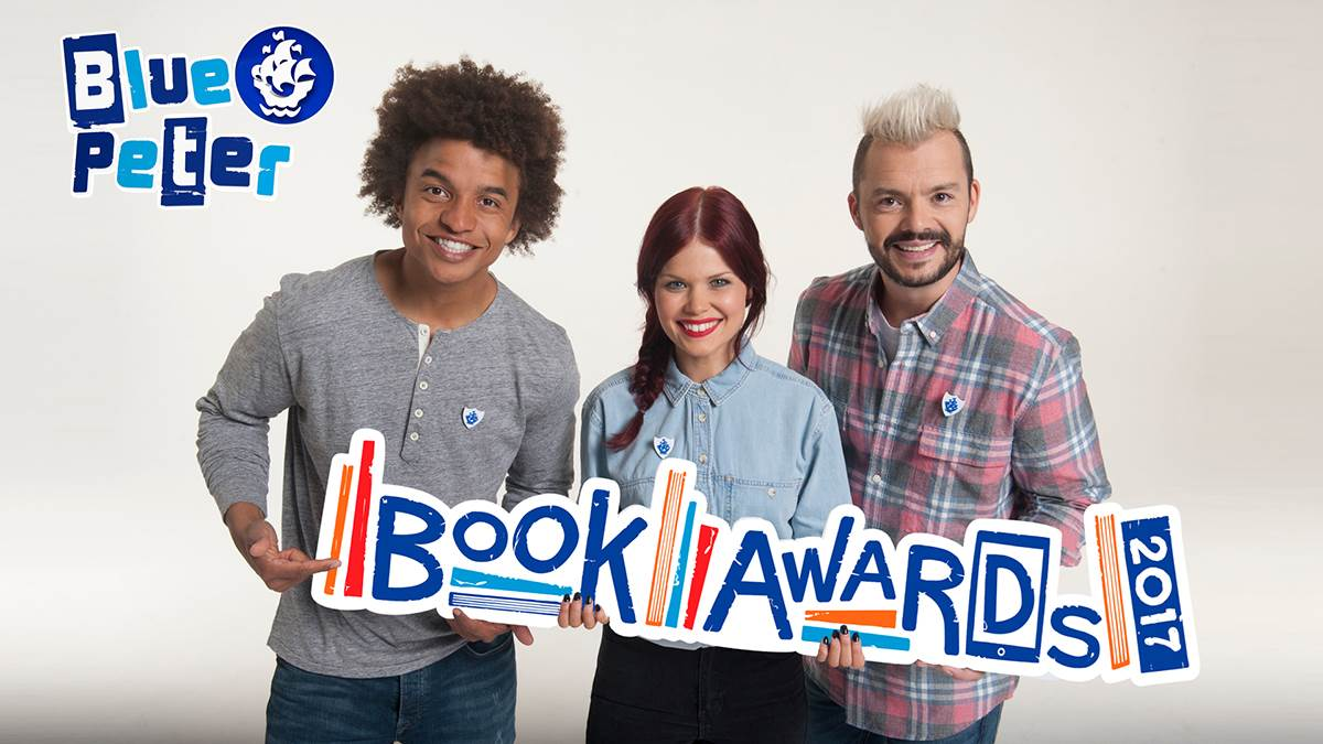 Blue Peter Book Awards 2017 presenters