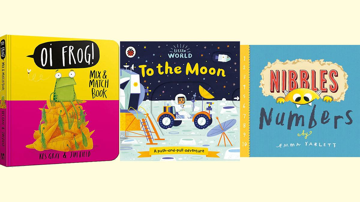 The 2019 Sainsbury's Baby and Toddler shortlist