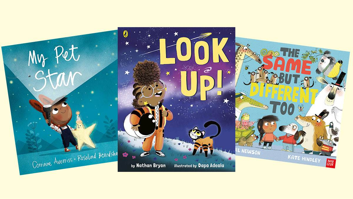 The 2019 Sainsbury's Picture Book shortlist