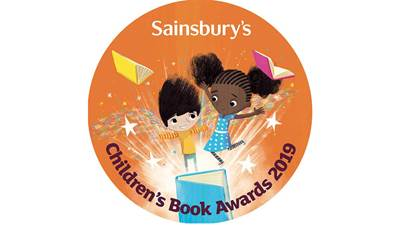 The Sainsbury's Children's Book Awards 2019 logo