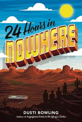 24 Hours in Nowhere | BookTrust