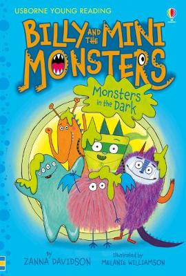 Billy And The Mini Monsters Booktrust