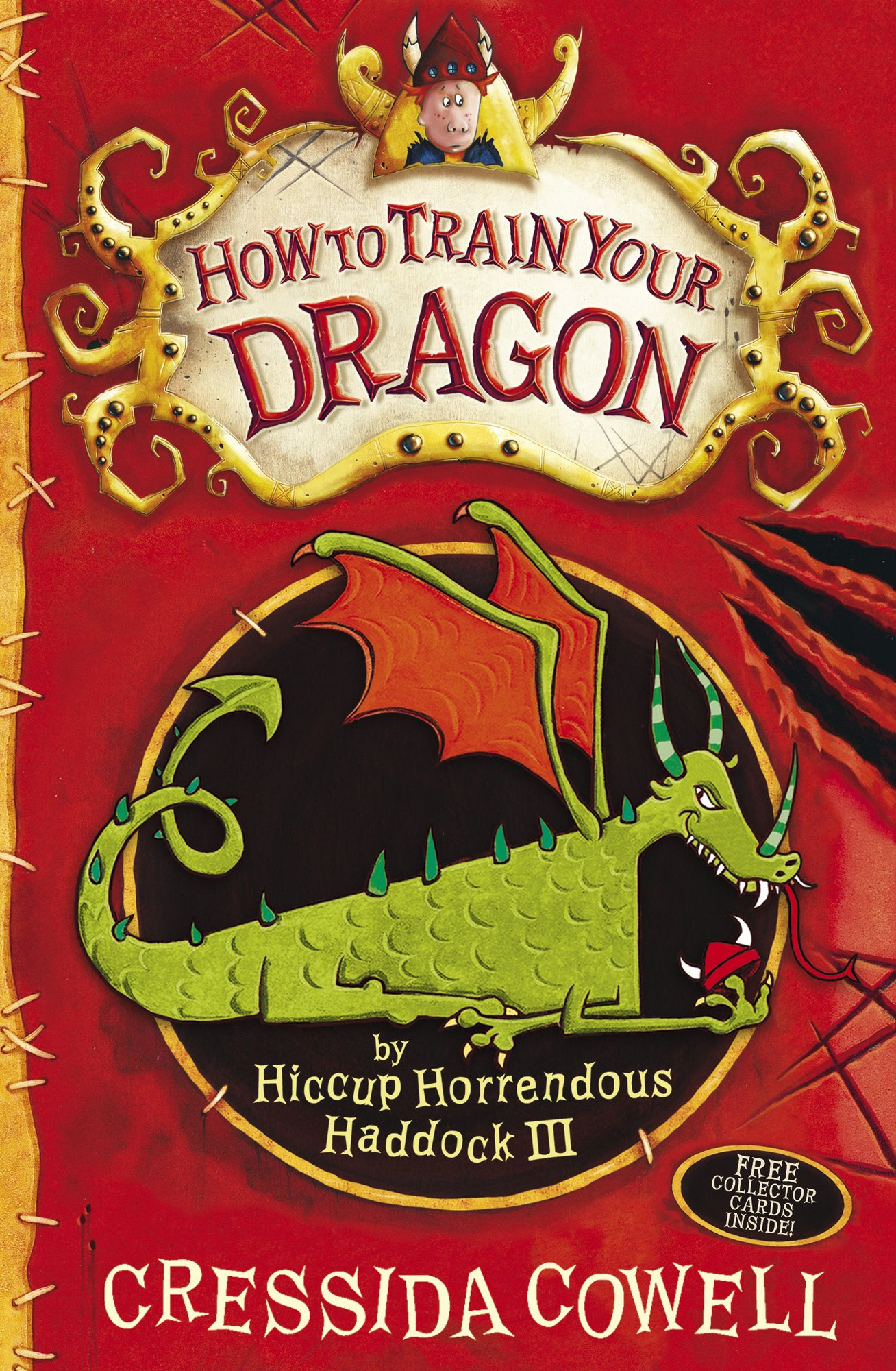 Image result for how to train your dragon front cover