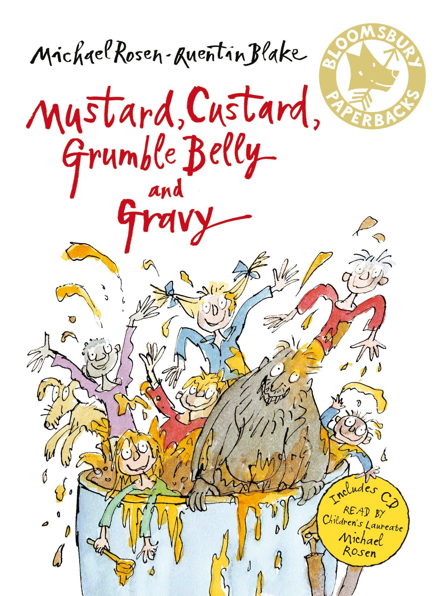 Mustard, Custard, Grumble Belly & Gravy | BookTrust
