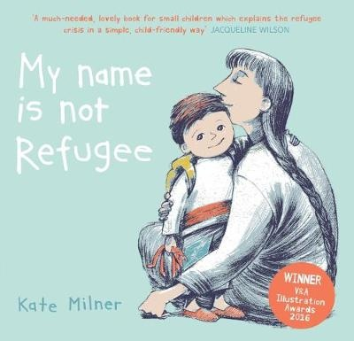 My Name is not Refugee | BookTrust