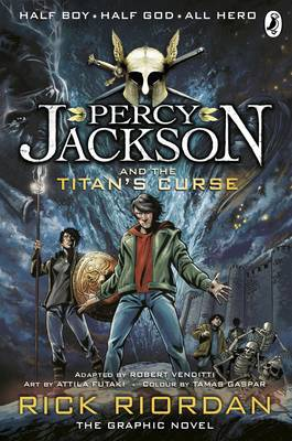 Percy Jackson And The Titan S Curse Booktrust