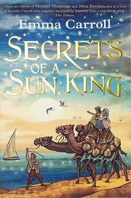 Secrets Of A Sun King Booktrust