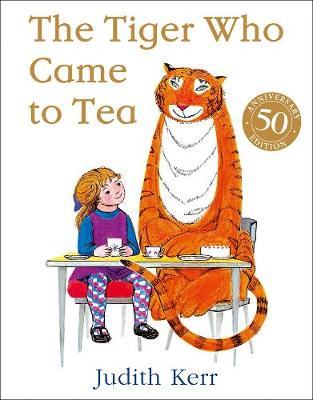 theme of the story a tiger in the house