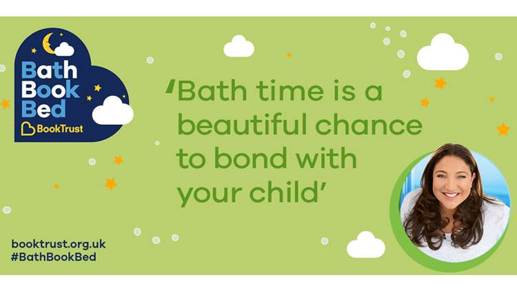 Jo Frost on bathtime