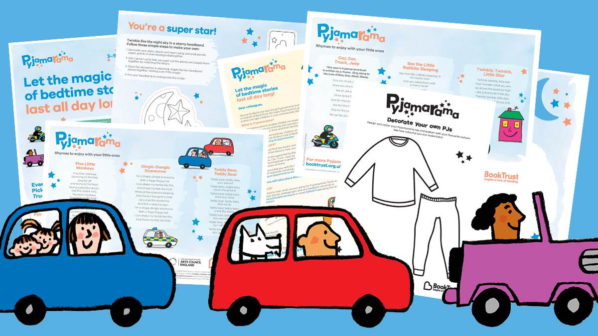 Pyjamarama activities and cars