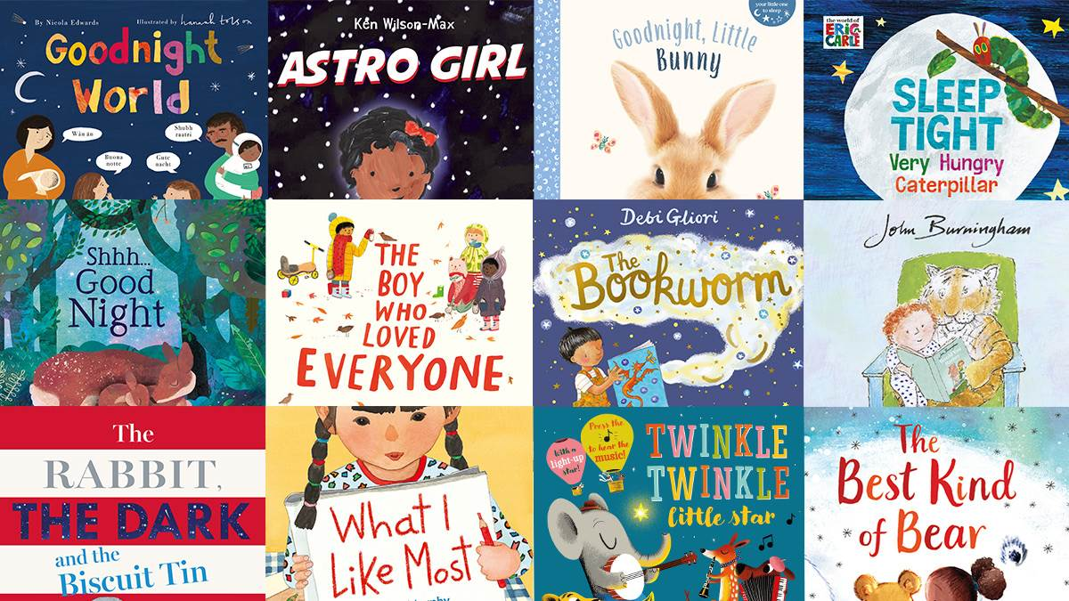 The 12 bedtime books you could win