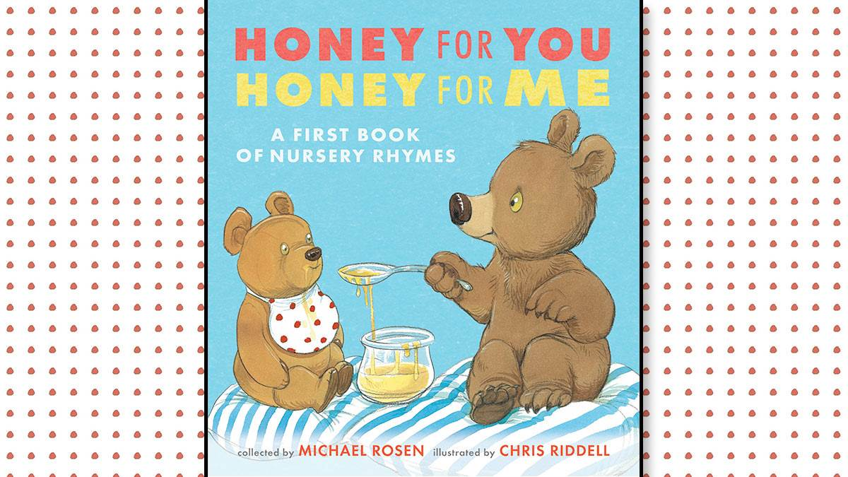 The front cover of Honey For You, Honey For Me