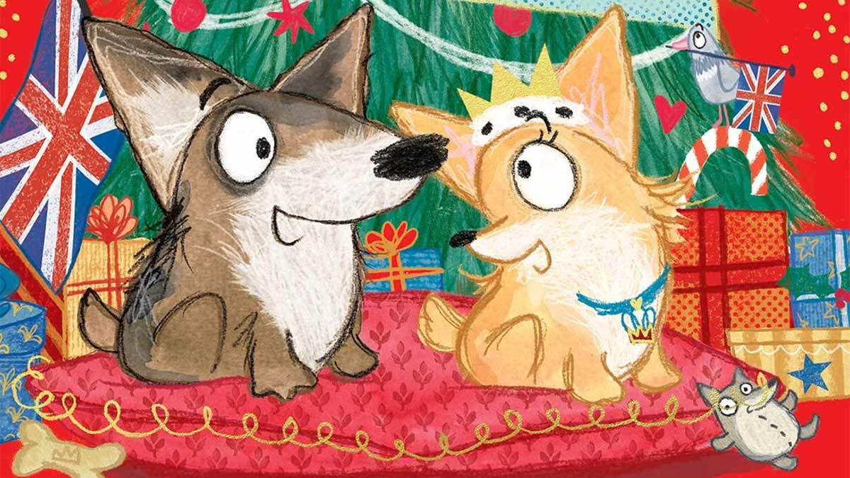 A Very Corgi Christmas by Sam Hay and Loretta Schauer