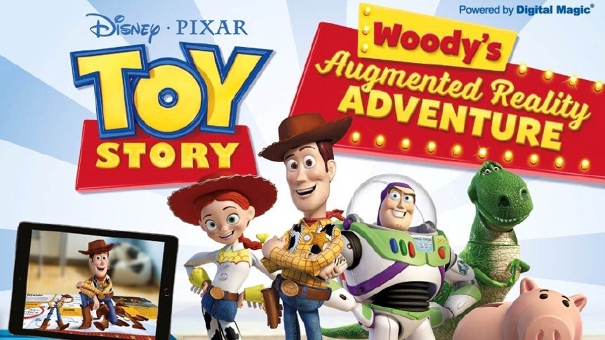 Toy Story: Woody's Augmented Reality Adventure