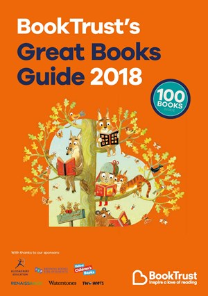 Great Books Guide 100 Best New Books For Children Booktrust
