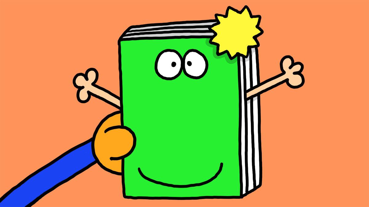 books children illustrations booktrust teen smith