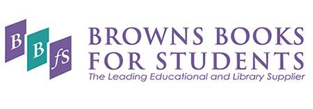 Browns Books for Schools logo
