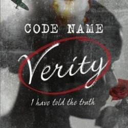 From the cover of Code Name Verity