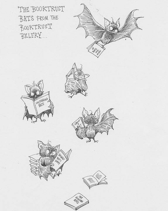 The BookTrust Bats