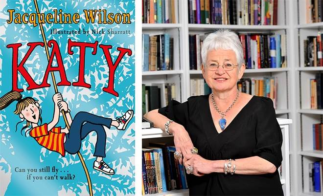 Jaqueline Wilson - What Katy Did