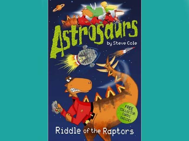 Astronaurs: Riddle of the Raptors