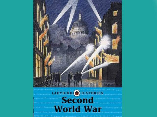 10. Ladybird Histories: Second World War