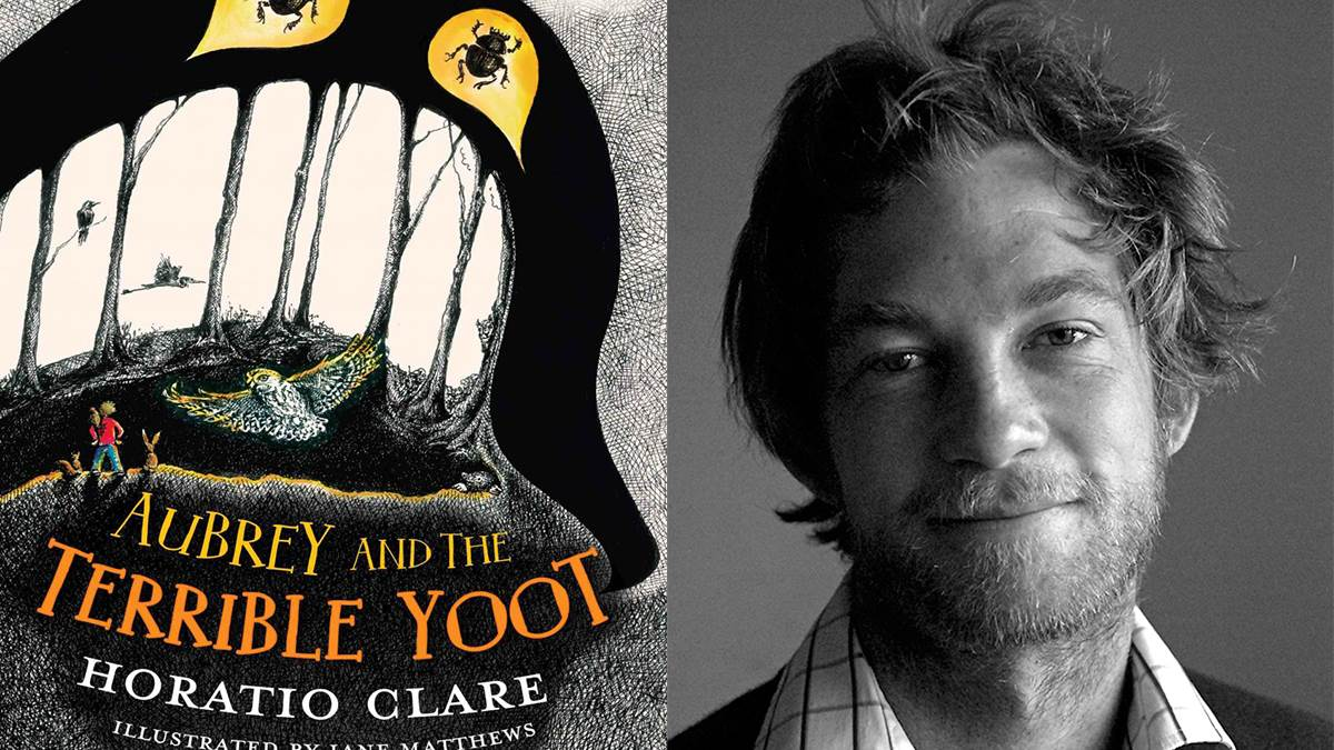Horatio Clare: Aubrey and the Terrible Yoot