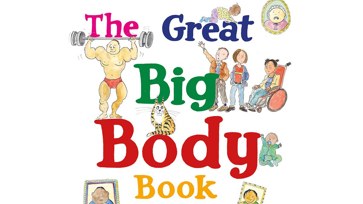 Mary Hoffman's The Great Big Body Book