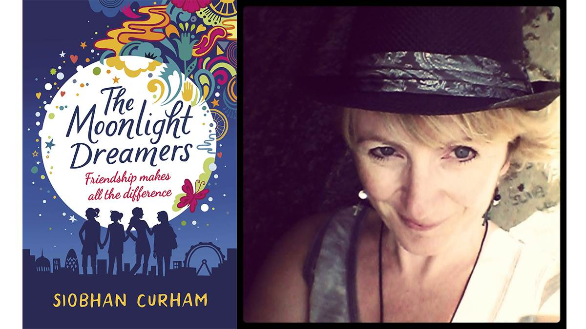Siobhan Curham: The Moonlight Dreamers