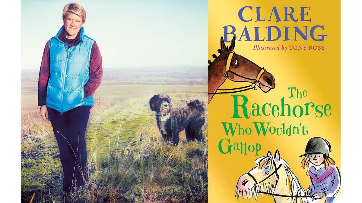 Clare Balding: The Racehorse Who Wouldn't Gallop