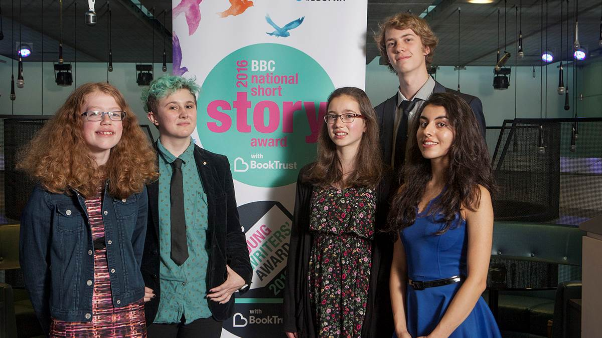 BBC Young Writers Award 2016 shortlist