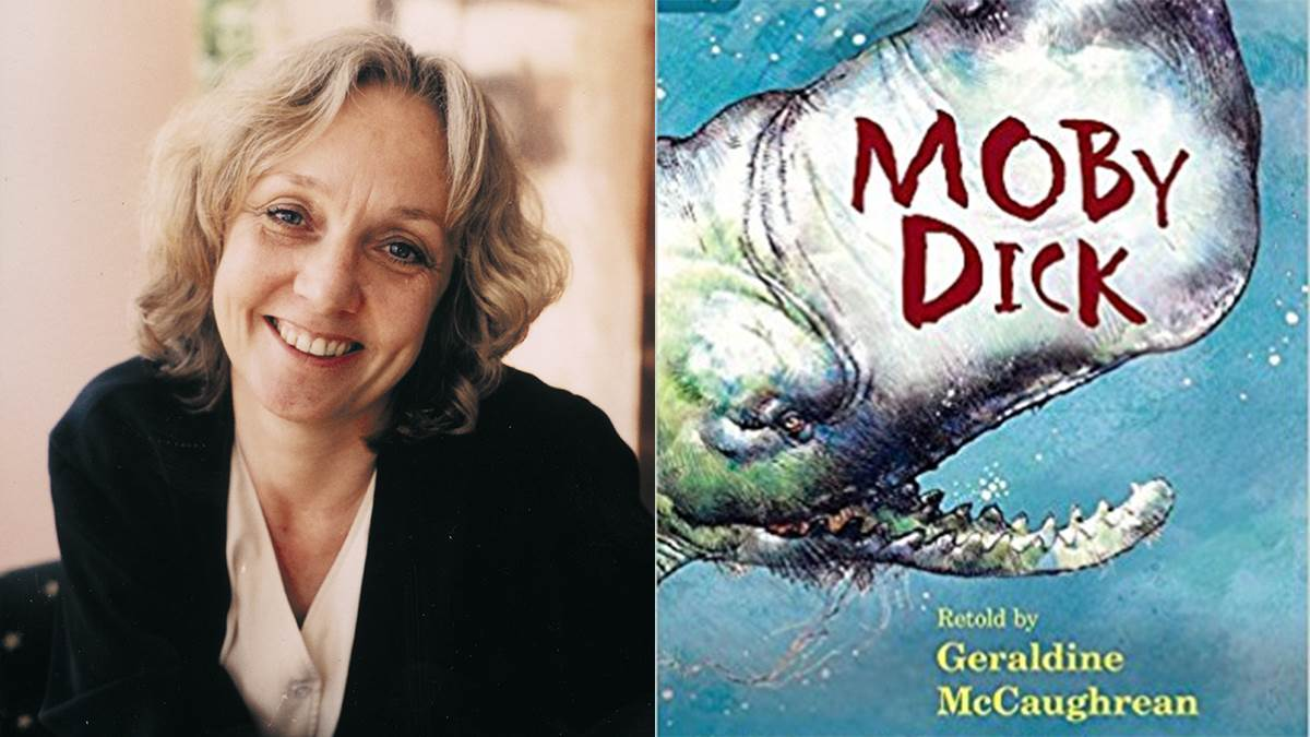 Anne Fine recommends Moby Dick
