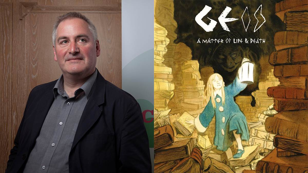 Chris Riddell recommends Geis