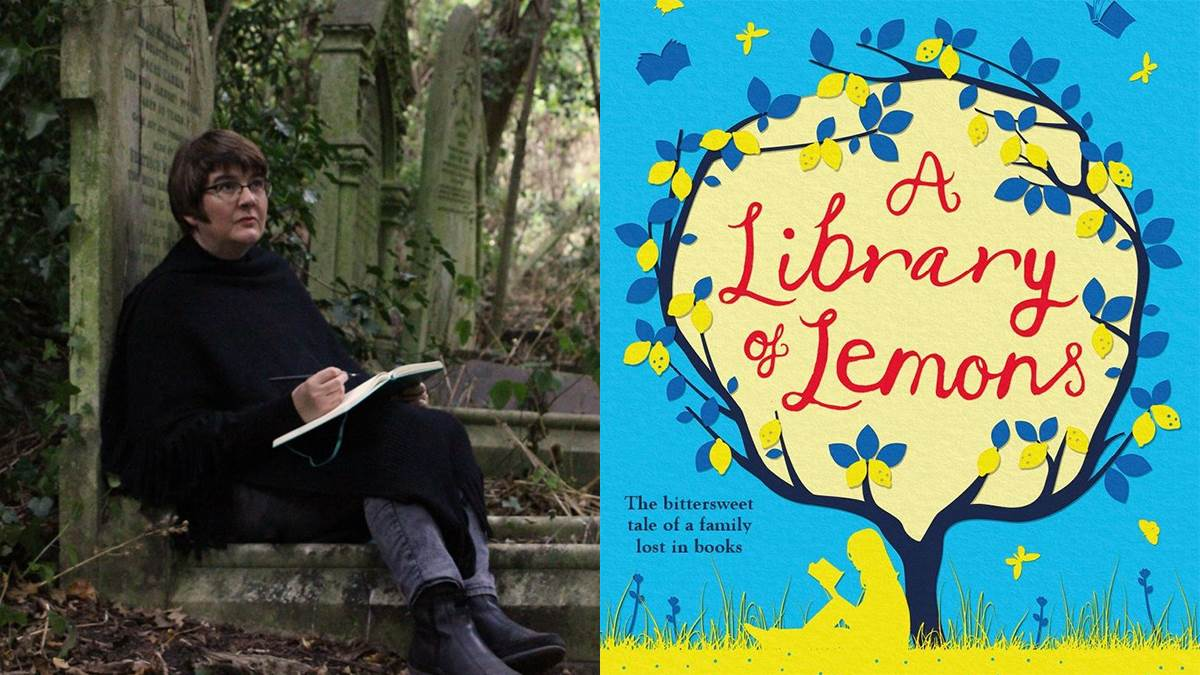 Jo Franklin recommends A Library of Lemons