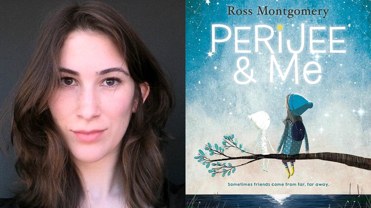 Katherine Rundell recommends Perijee and Me