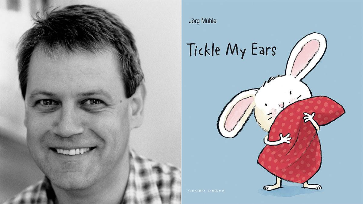 Axel Scheffler recommends Tickle My Ears