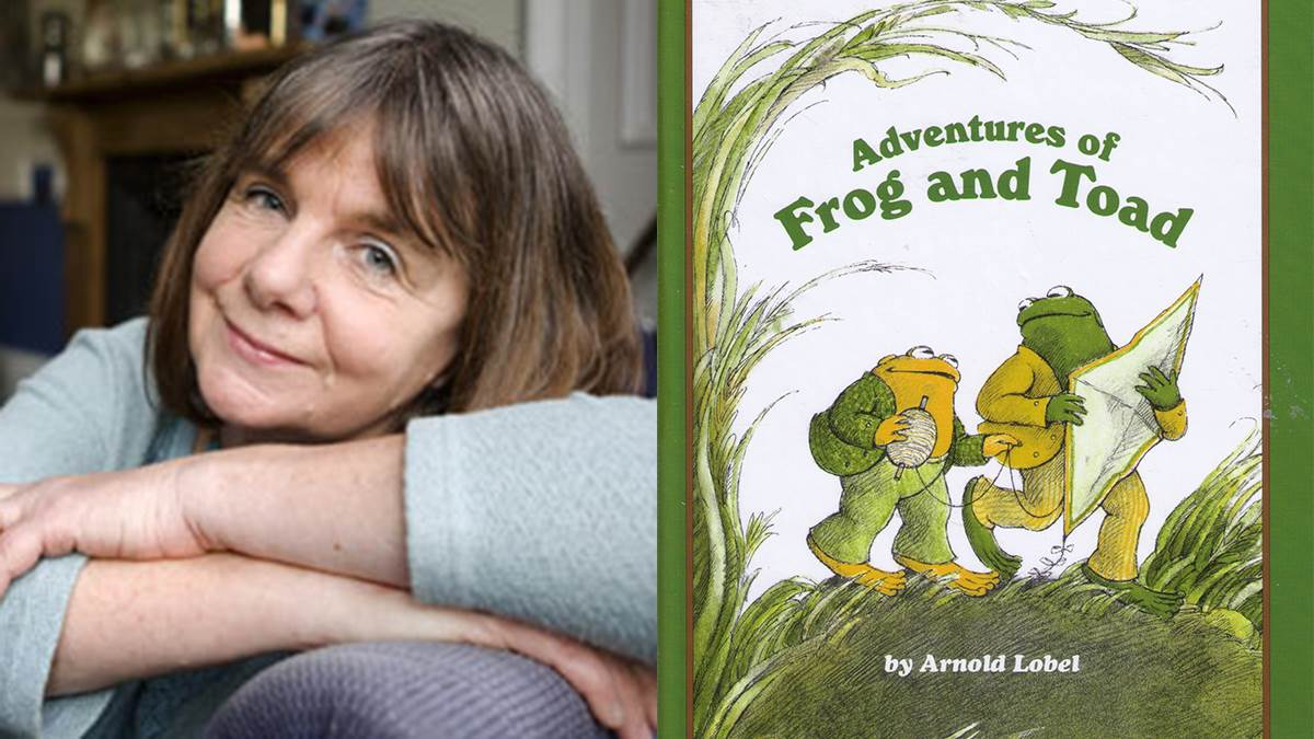 Julia Donaldson recommends Frog and Toad