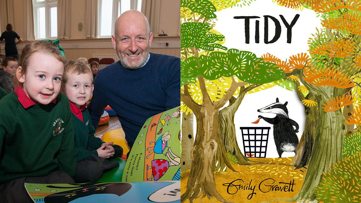 NIck Sharratt recommends Tidy