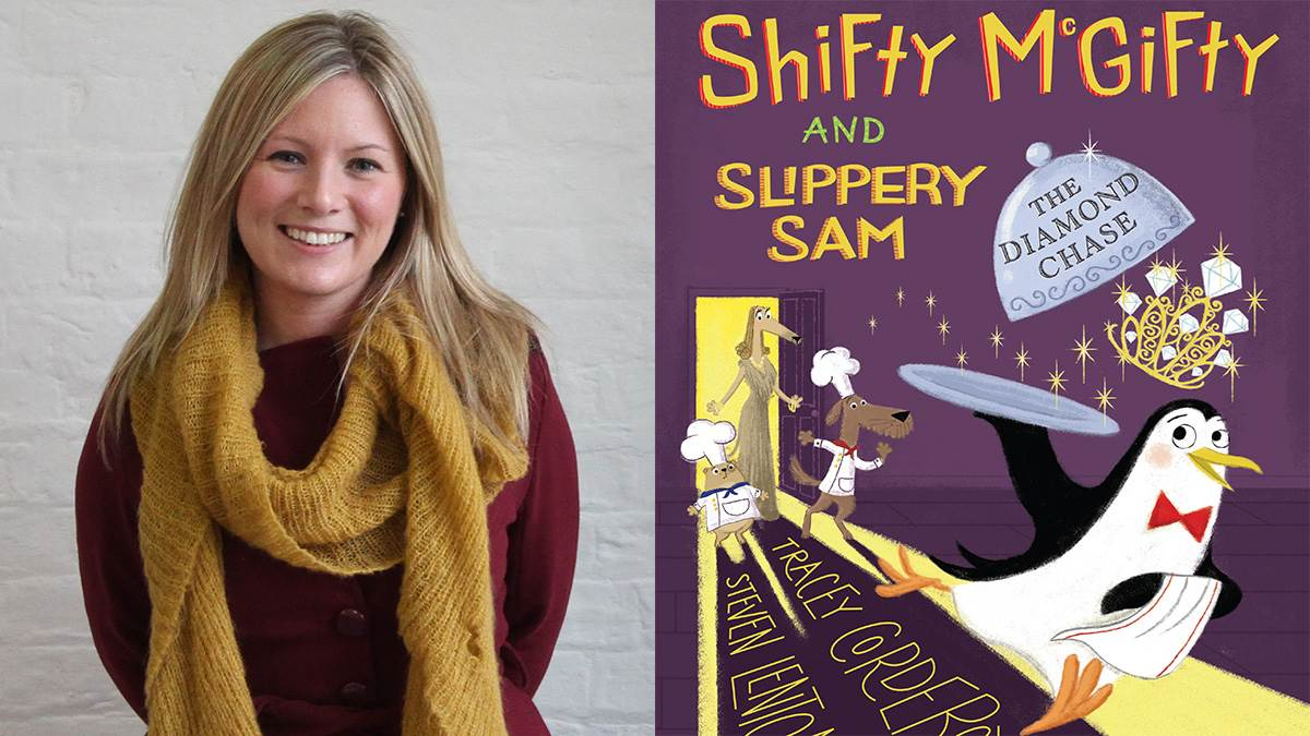 Pamela Butchart recommends Shifty McGifty and Slippery Sam