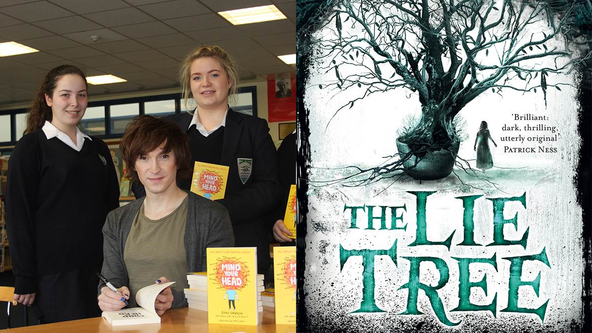 Juno Dawson recommends The Lie Tree
