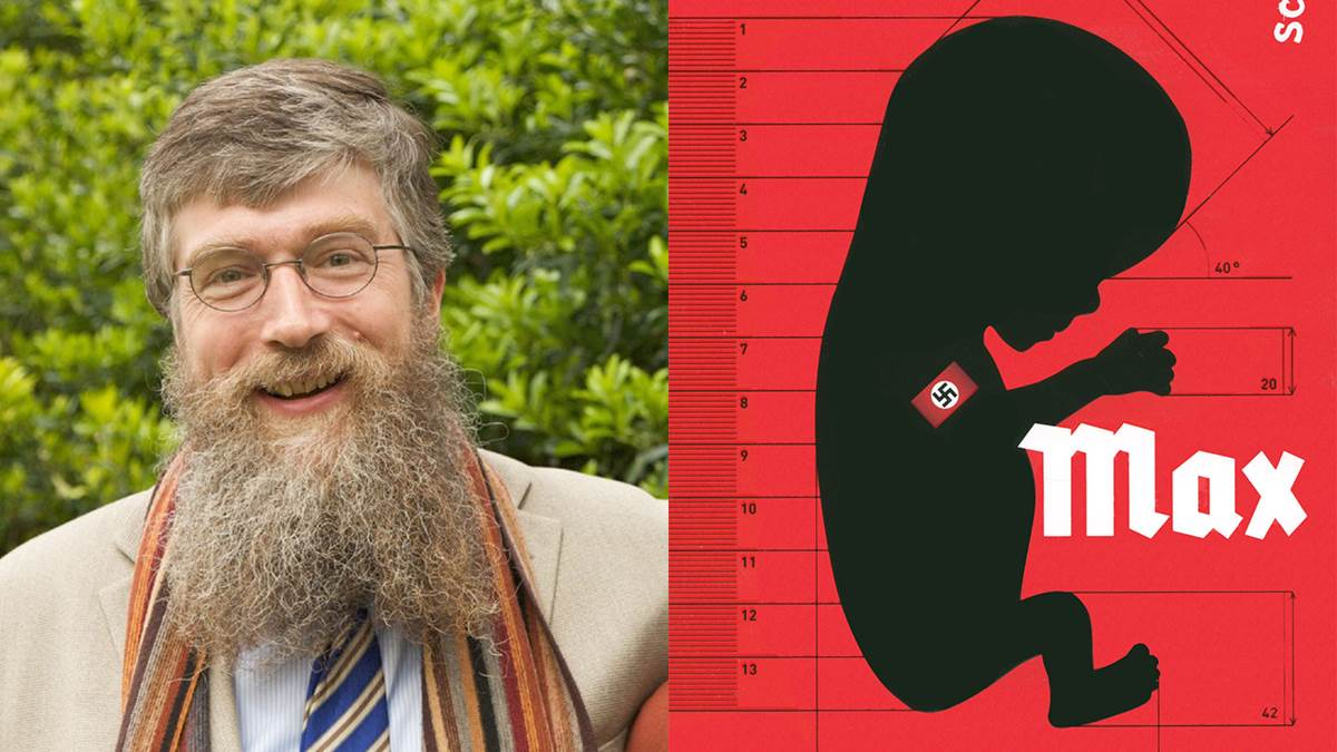 Philip Ardagh recommends MAX