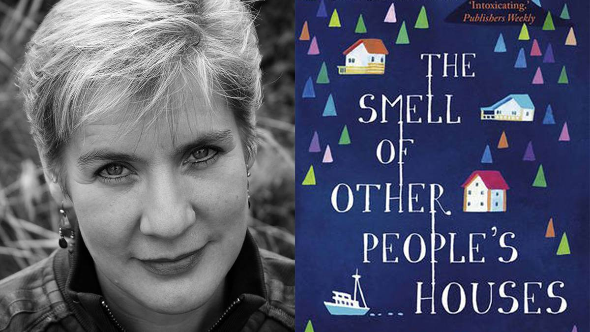 Tanya Landman recommends The Smell of Other People's Houses