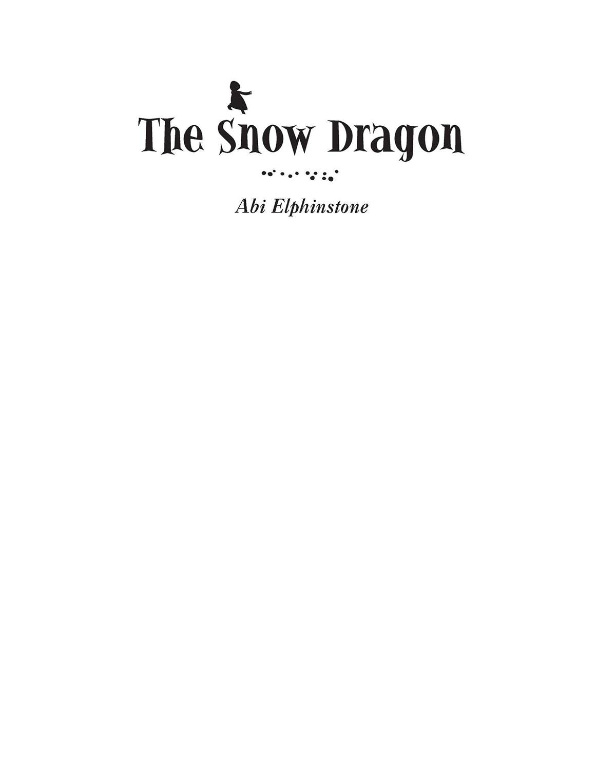 The Snow Dragon extract