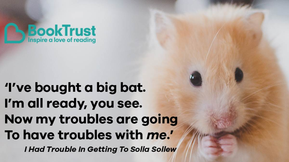 A quote from I Had Trouble In Getting To Solla Sollew
