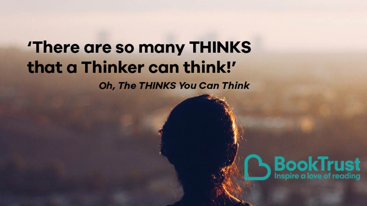 A quote from Oh The Thinks You Can Think