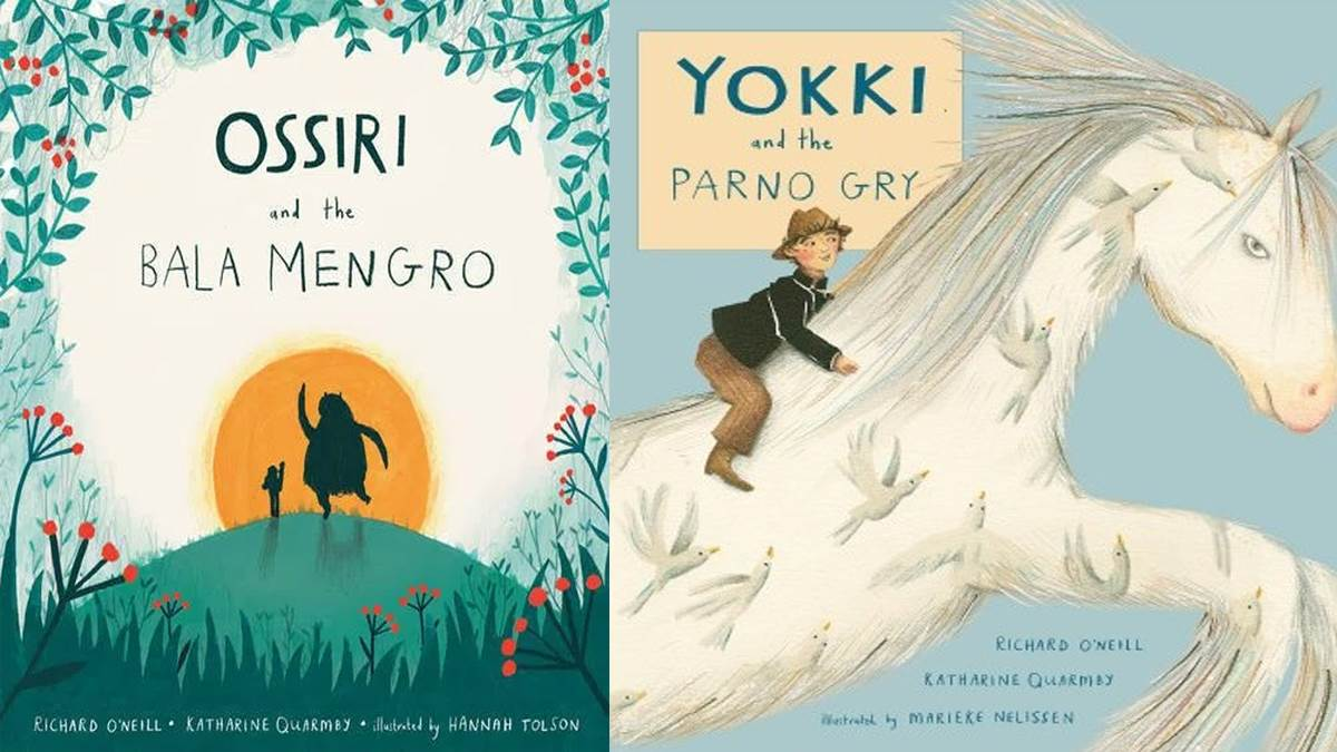 Celebrating Roma, Gypsy and Traveller stories | BookTrust